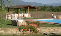 rent villa for party in the tuscan countryside, Italy